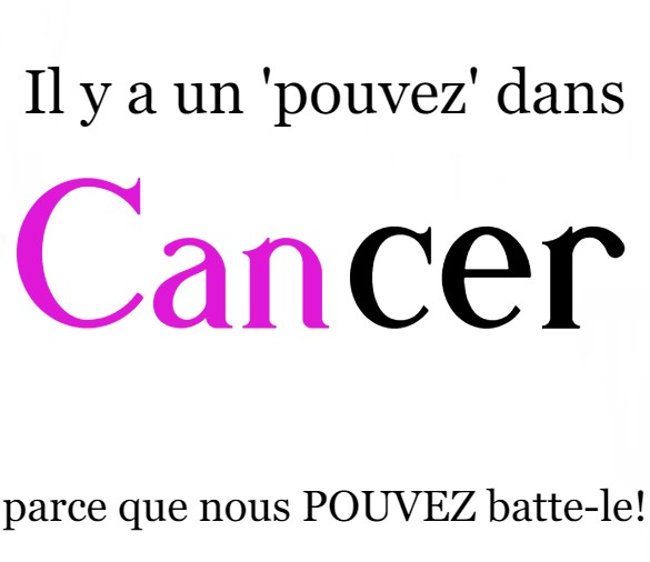 cancer _French
