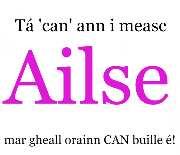 cancer _Irish