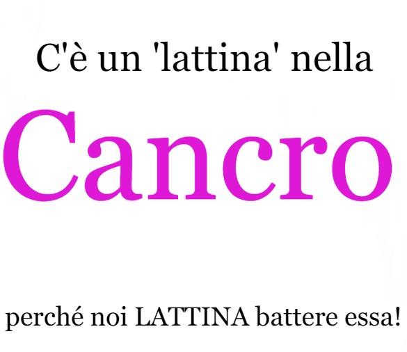 cancer _Italian
