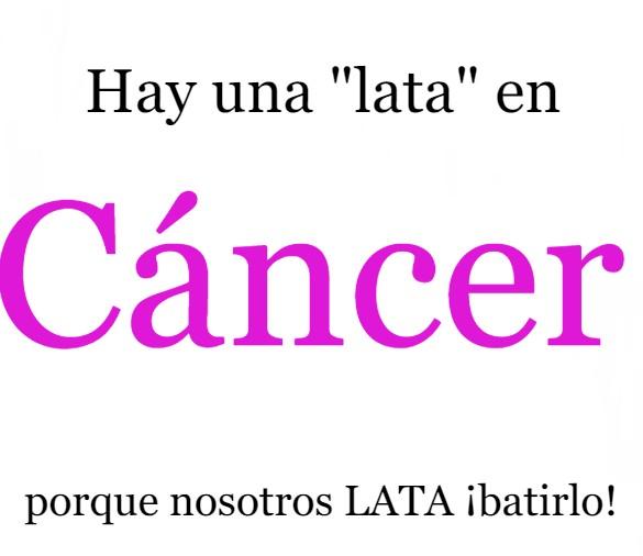 cancer _Spanish
